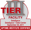 Tier III Constructed Facility